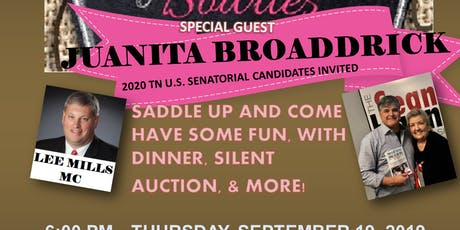 Boots & Bowties Dinner/Auction tickets
