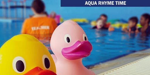Aqua Rhyme Time (6mths-2yrs) - North Lakes Aquatic Centre