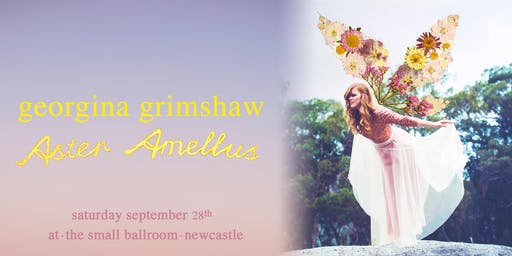 Georgina Grimshaw - Aster Amellus - EP Launch