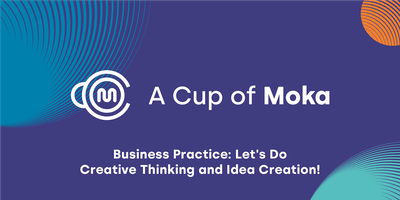 ACOM Surabaya: Let's do Creative thinking and Idea Creation!