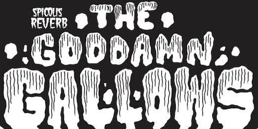 The Goddamn Gallows/Scott H. Biram/Urban Pioneers