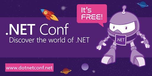 .Net Conf 2019 - Azure Ninjas | Bangalore