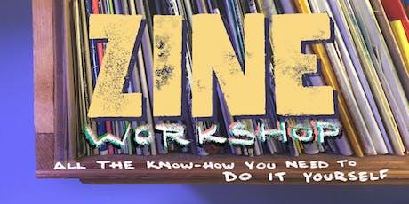 The Zine Workshop tickets