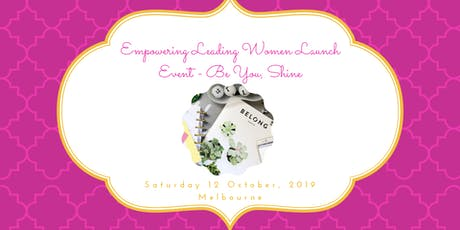 Empowering Leading Women Spectacular Penthouse Launch tickets