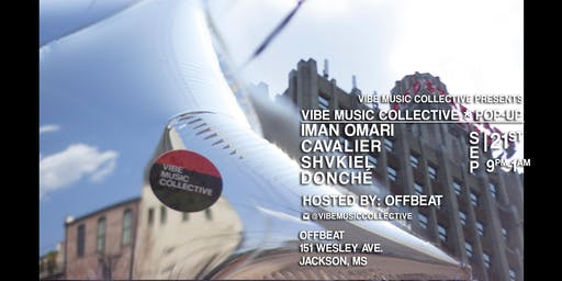 Vibe Music Collective x Offbeat Pop-Up (Jackson)