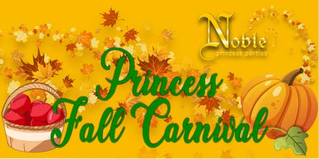Princess Fall Carnival tickets