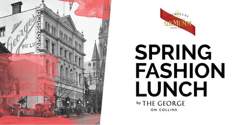Spring Fashion Lunch
