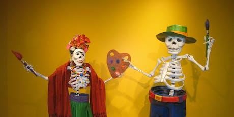 Halloween puppets tickets