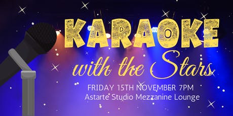 Karaoke with the Stars tickets