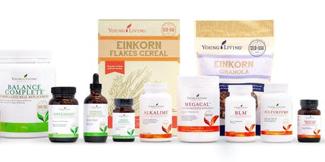 Why You Need Young Living's Essential Nutrition tickets