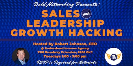 OKC Sales & Leadership Growth Hacking tickets