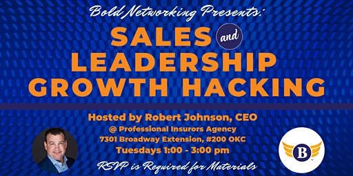OKC Sales & Leadership Growth Hacking