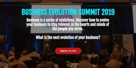 BUSINESS EVOLUTION SUMMIT 2019 - Midwest tickets