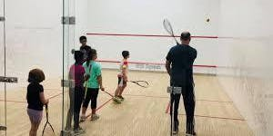 FREE School Holiday Open Day Belmont Saints Squash Club