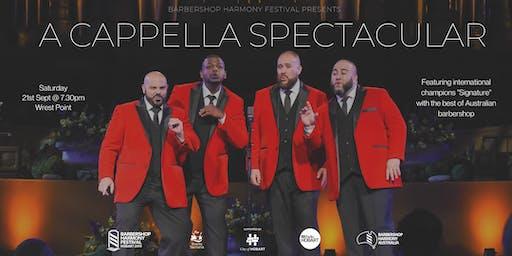 A Cappella Spectacular!!!