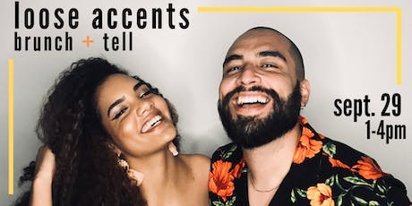 loose accents | brunch & tell tickets