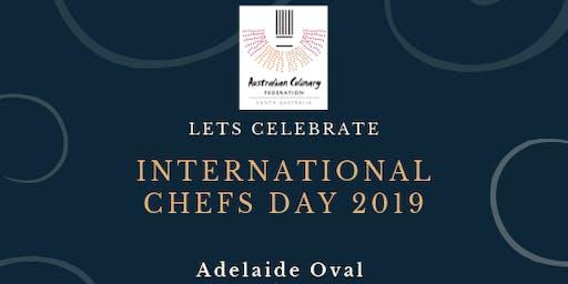 ACF SA International Chef's Day Dinner 2019