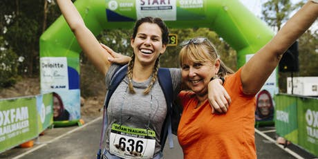 Oxfam Trailwalker: 101 Night Melbourne tickets