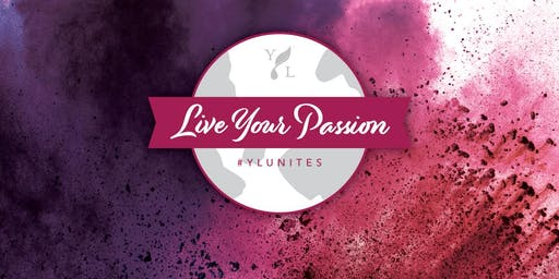 Live Your Passion Rally Fort Worth - Young Living Essential Oils
