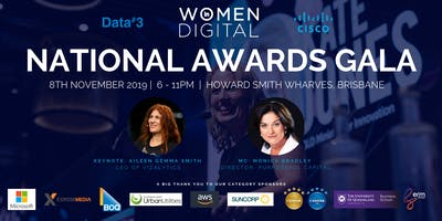 Women in Digital Awards Night