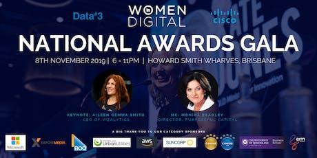 Women in Digital Awards Night tickets