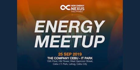 September Energy Meetup tickets