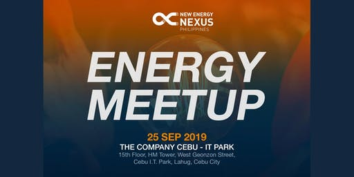 September Energy Meetup