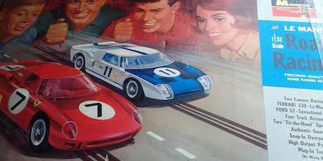 Slot  Car Racing and Build your own Car! tickets