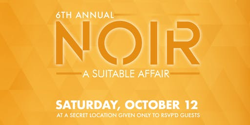 NOIR: A Suitable Affair (Mizzou Homecoming 2019)