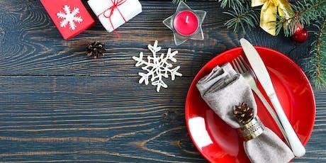 Weihnachten: Dinner und Kamin-Empfang an Heiligabend Tickets