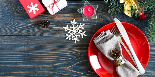 Weihnachten: Dinner und Kamin-Empfang an Heiligabend