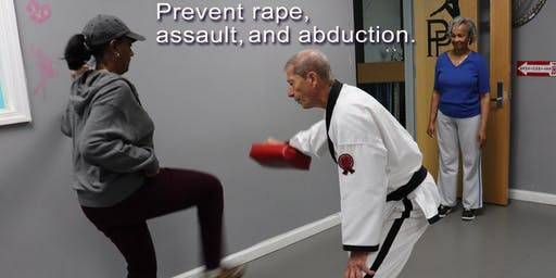 Women's Self-Defense Class, Wantagh - Prevent rape, Assault, Abduction