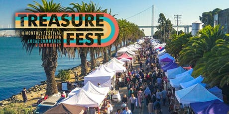 TreasureFest :: Halloween Market tickets