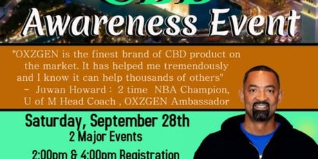 CBD Informational EVENT tickets