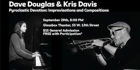 Dave Douglas and Kris Davis tickets
