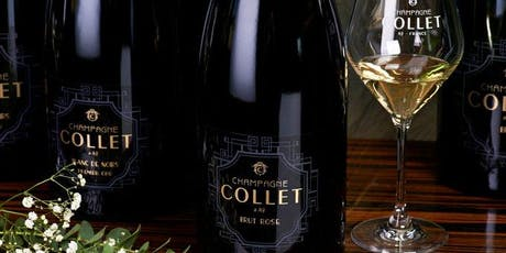 Champagne Collet dinner at The Byron at Byron  tickets