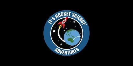It's Rocket Science - Childers tickets