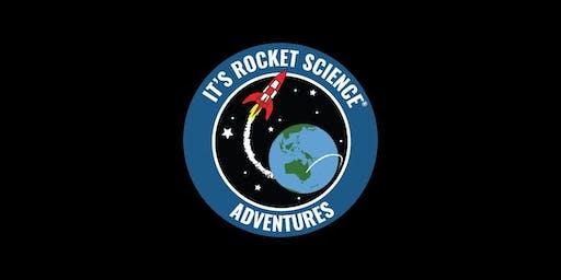 It's Rocket Science - Gin Gin