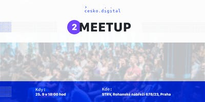 Česko.Digital MEETUP #2