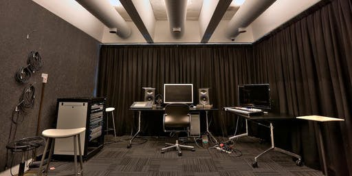 Recording Studio Induction *SOLD OUT*