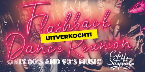Flashback to 80's and 90's | The Dance Reunion