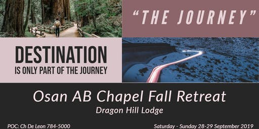 Osan AB Chapel Fall Retreat