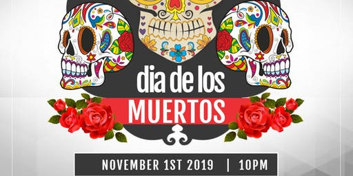 Dia De Los Muertos Masqerade House Party