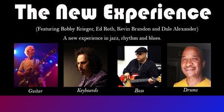 The New Experience tickets