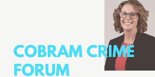 Cobram Community Crime Forum - Open to the public
