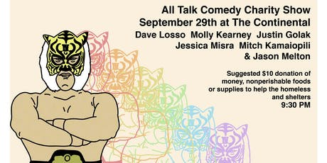 All Talk Comedy Charity Show tickets