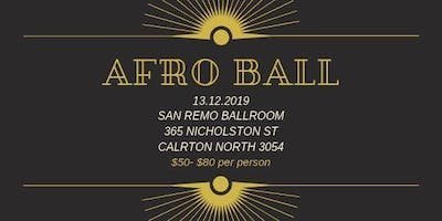 AFRO BALL
