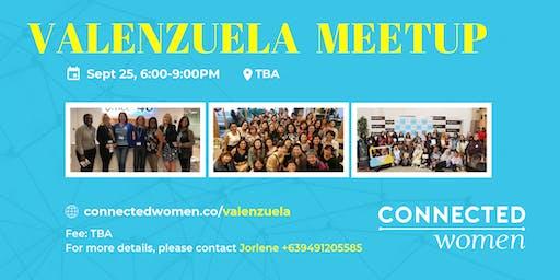 #ConnectedWomen Meetup - Valenzuela (PH) - September 25