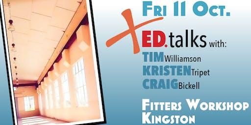 Springfest: Crossroads ED. Talks