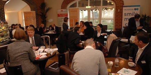 Business Networking Breakfast Cardiff